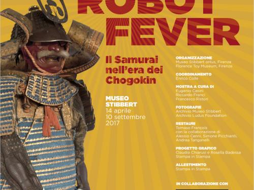 Invasione di robot al Museo Stibbert di Firenze
