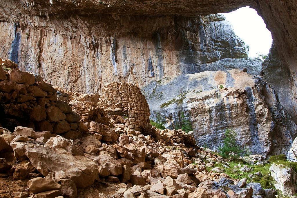 Villaggio nuragico Monte Tiscali