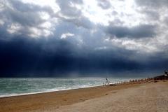 Tempesta sul mare - Numana