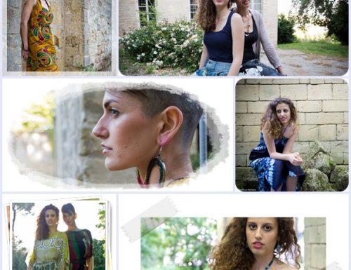 Munablom: gli abiti di Alice a Villa Favorita
