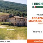 Antica Abbazia di Santa Maria de Rotis (Matelica)