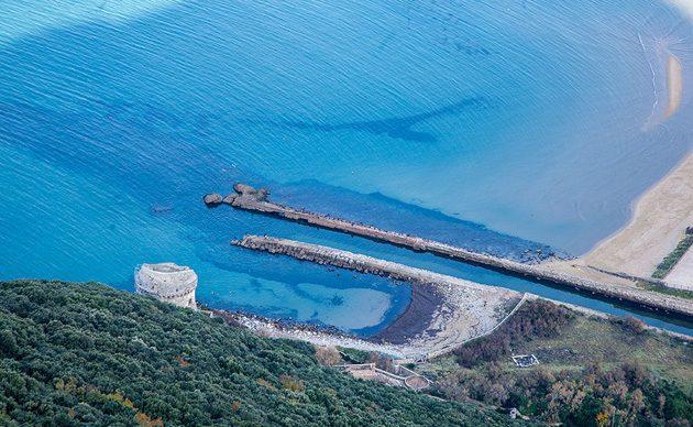 Le Spiagge del Parco Nazionale del Circeo