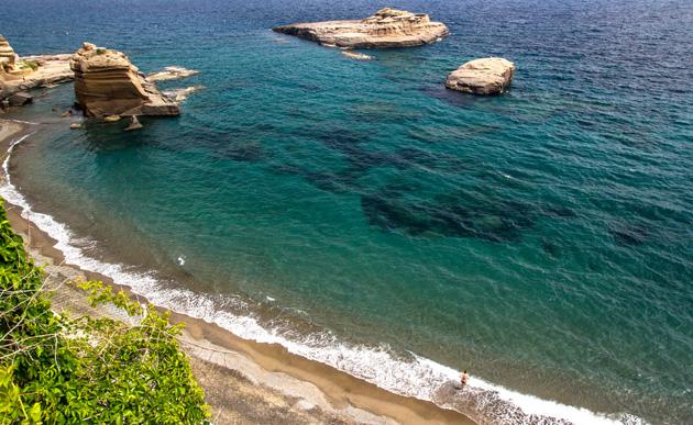 spiagge del circeo