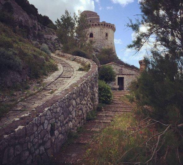 Torre Paola a San Felice Circeo