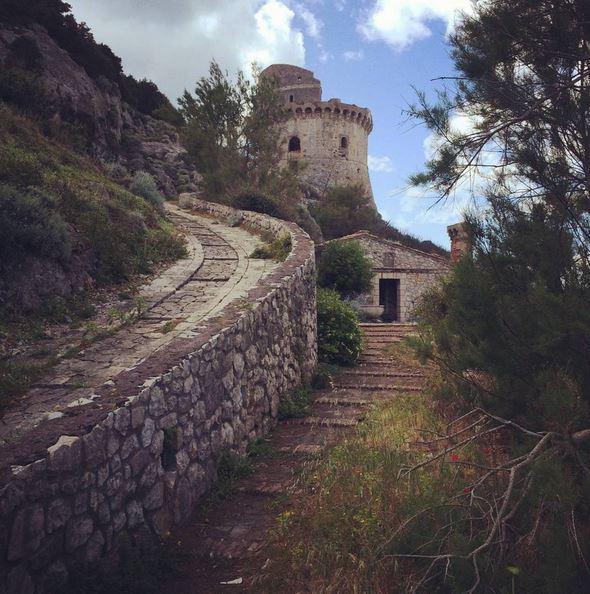 torre paola interno