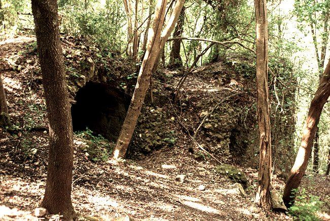 Grotta della Sibilla al Parco del Circeo