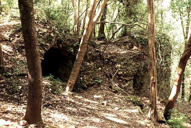 grotta sibilla