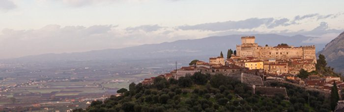 Sermoneta: la storia, il borgo e il castello Caetani
