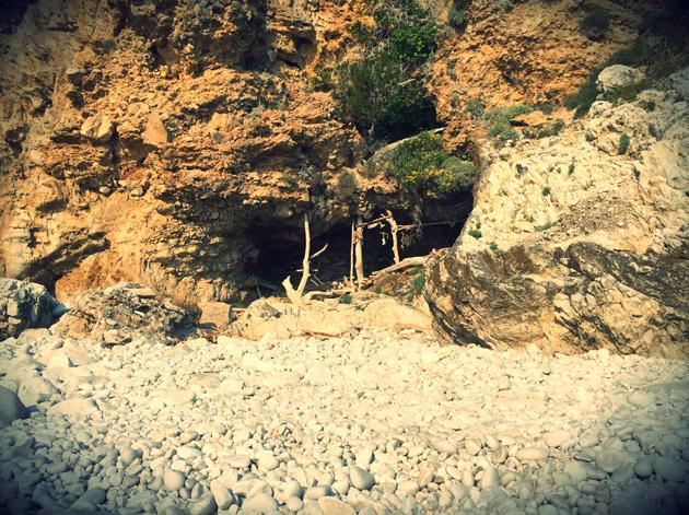 spiaggia del prigioniero circeo