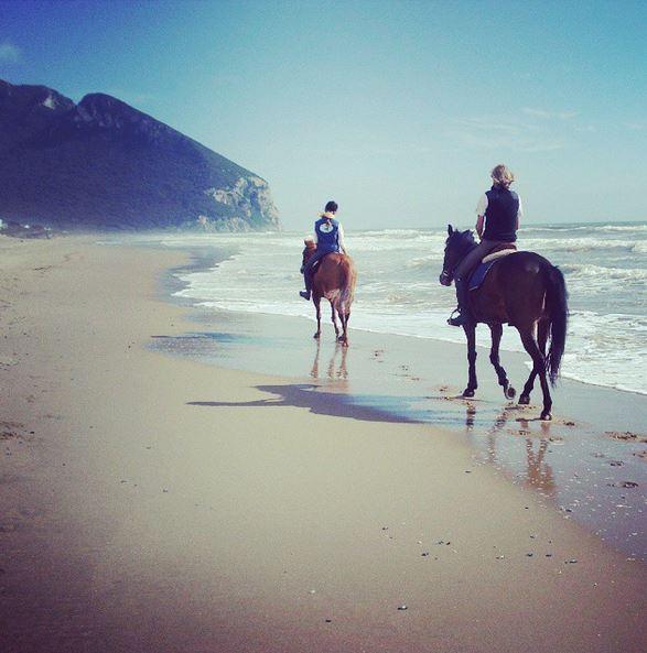come andare a cavallo Circeo
