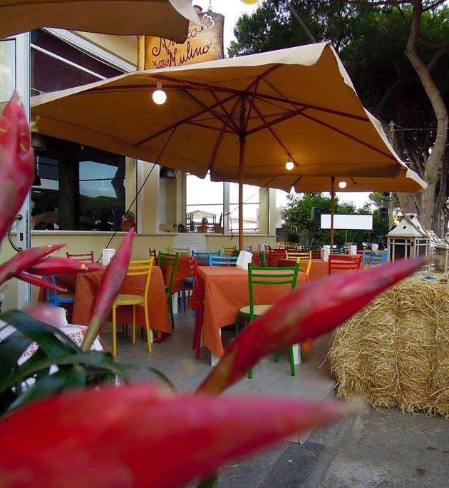 ristorante antico mulino borgo montenero
