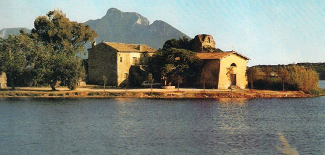 Cristo si è fermato sul Lago di Paola