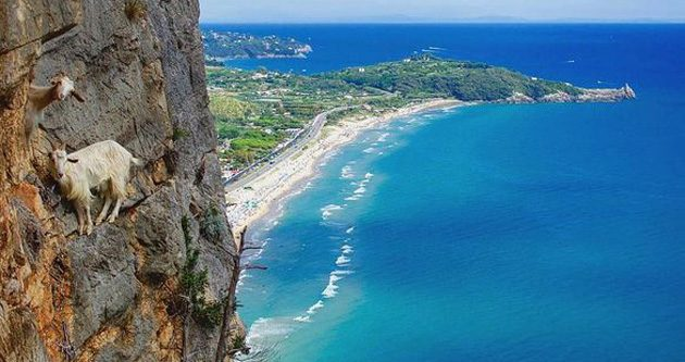 Come arrampicare a Sperlonga