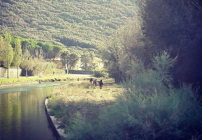 La Darsena di Paola a Sabaudia