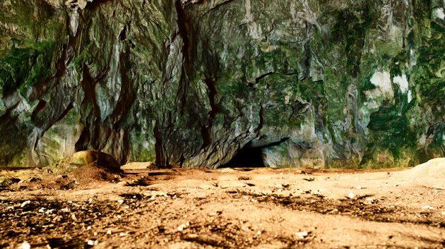 Grotta delle Capre al Circeo