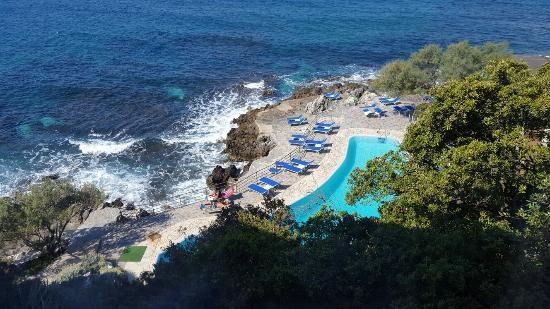 Le piscine del Circeo