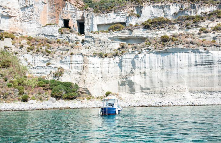 Bagno Vecchio a Ponza