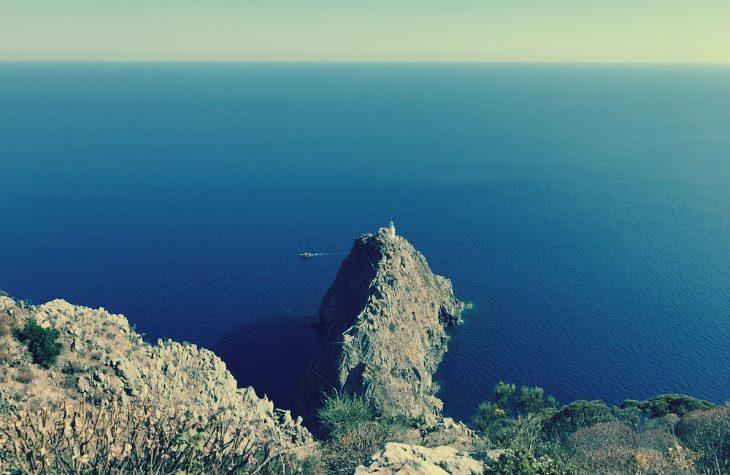 Faro della Guardia a Ponza