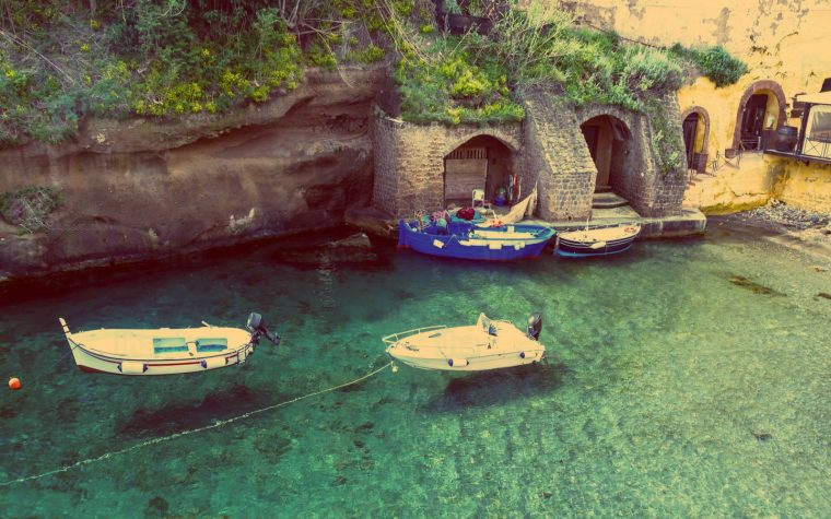 Ventotene: isola, spiagge, mappa e come arrivare
