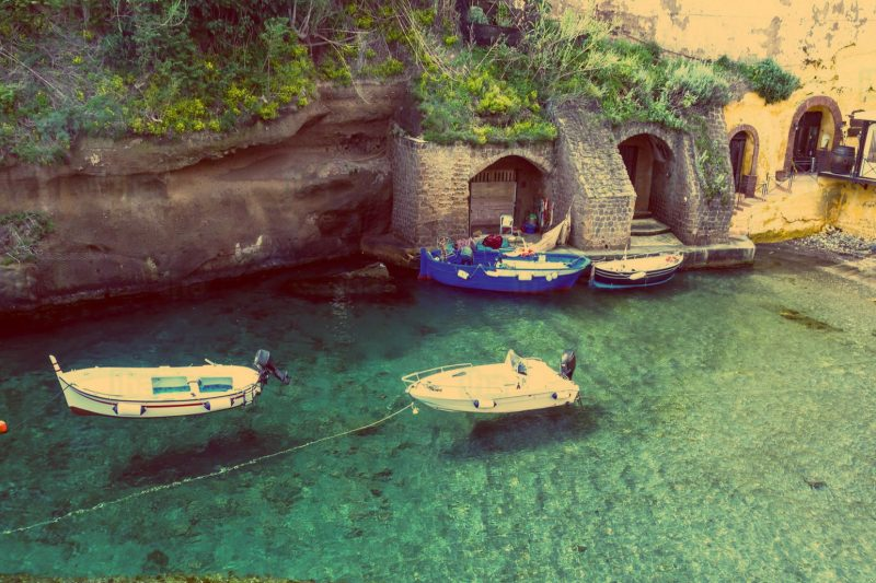 Ventotene: l'isola, le spiagge, mappa e come arrivare a Ventotene