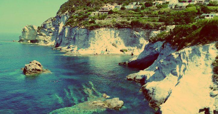 Ponza: 9 spiagge da raggiungere a piedi