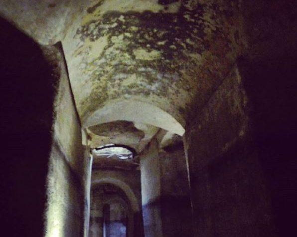 Cisterna Romana della Dragonara a Ponza