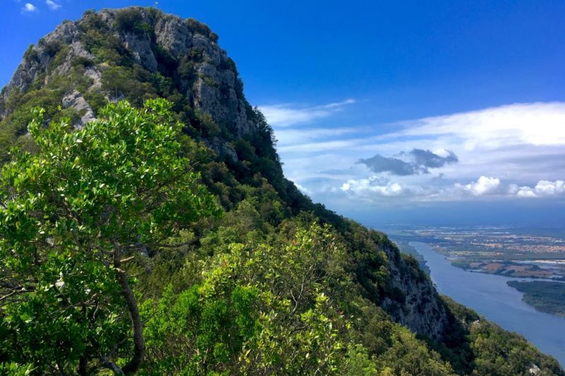 Il sentiero 750 del Parco Nazionale del Circeo
