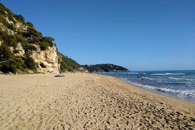 Il mare e le spiagge più belle di Sperlonga