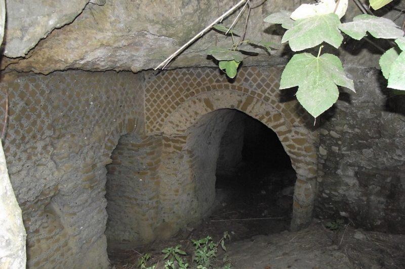 Grotta del Serpente a Ponza