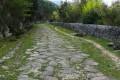 Appia Antica da Fondi a Itri