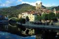 Liguria- borghi antichi: Dolceacqua, immortalata da Monet HD
