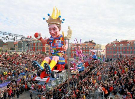 Carnevale di Nizza (Francia).