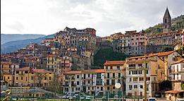 Pigna, Borgo dell'alta Val Nervia