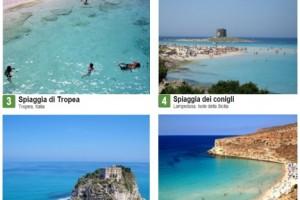 TRIP ADVISOR HA SELEZIONATO LE 10 SPIAGGE TOP IN ITALIA. ECCO QUALI SONO..?