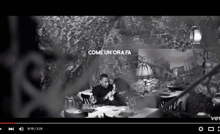 Apricale, il nuovo video di Giusy ferreri sta riscuotendo un'enorme successo..
