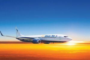 Blue Air offre un viaggio gratis a tutti per il giorno della sua inaugurazione.