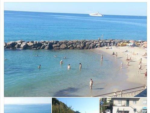 Ponente Ligure. 22 settembre 2016. Ancora estate.