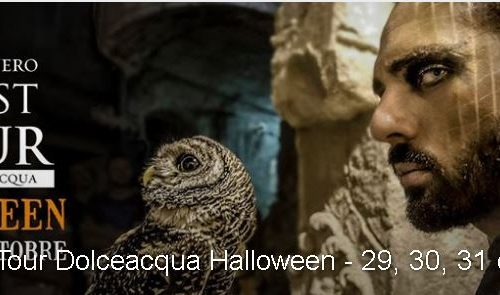 Ghost Tour Dolceacqua Halloween – 29, 30, 31 ottobre