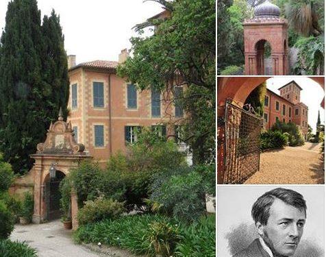LA MORTOLA – Giardni Hanbury . Alcuni particolari nascosti..