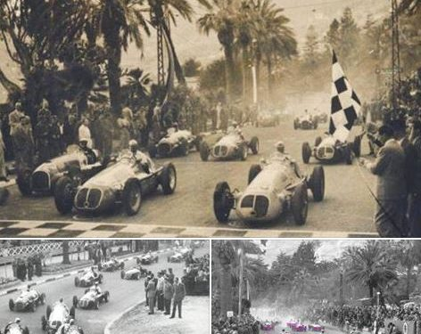 Lo sapevate che a Sanremo correvano anche le auto come a Monte Carlo..?