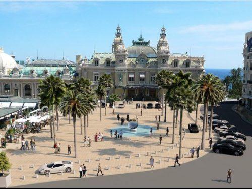 Ecco come sarà la nuova piazza del casino di Monte Carlo
