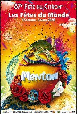 Festa dei limoni di Mentone. Tutto il programma.
