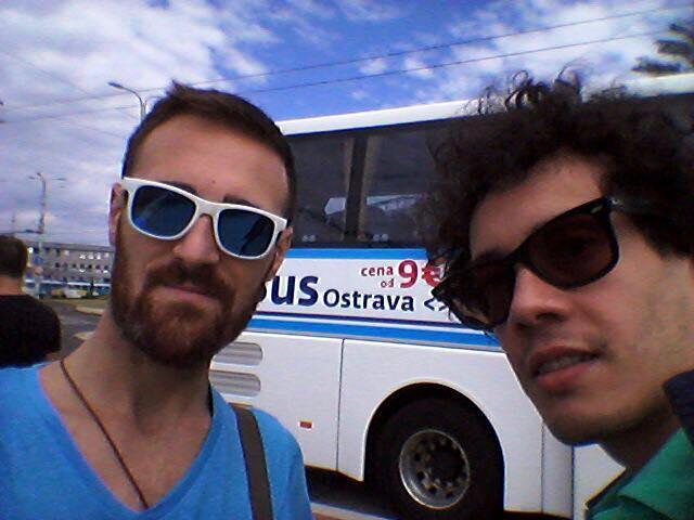 Bus Ostrava- Cracovia
