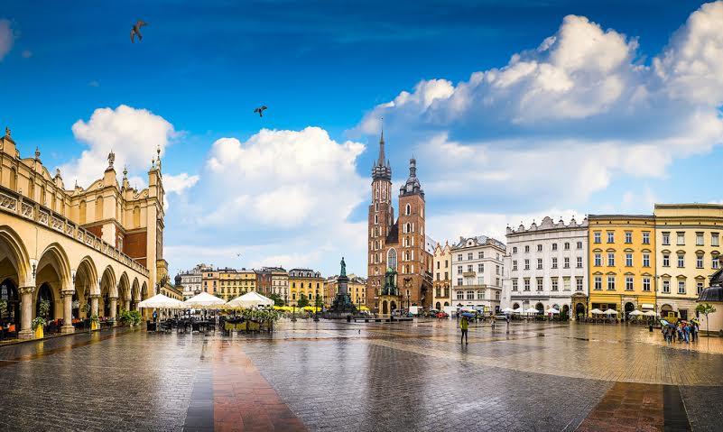 Cracovia: Rynek Glowny