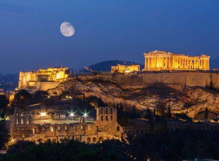 Atene a 100€ all inclusive (volo+hotel) per il ponte dell'Immacolata
