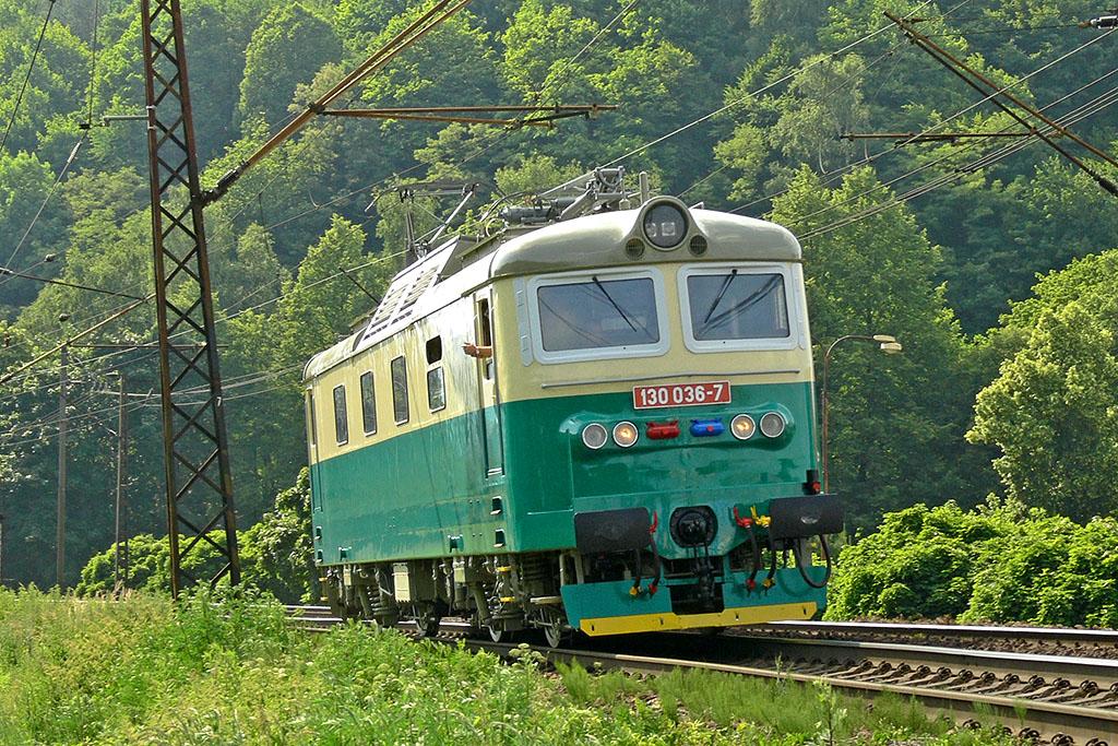 Treno repubblica ceca usti nad orlici