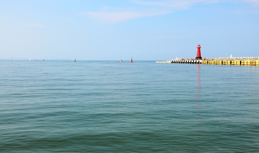 Mar Baltico -Polonia
