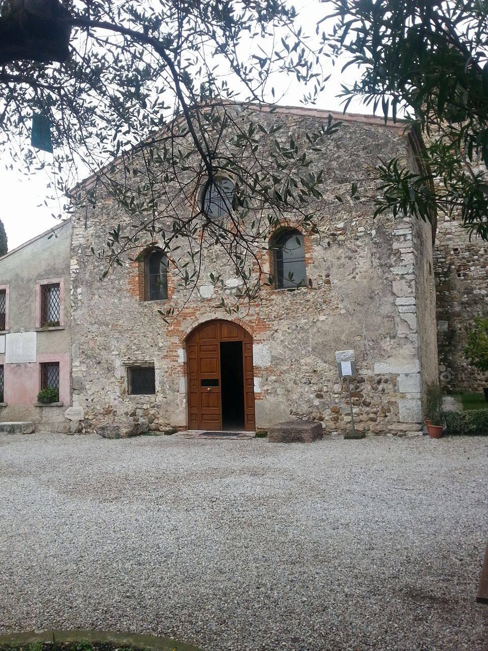 Sirmione- chiesa San Pietro in Mavino