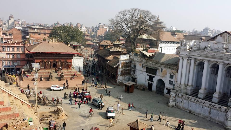 Katmandu-Durbar square
