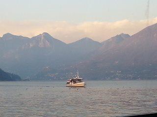 Lago d'Iseo- battello